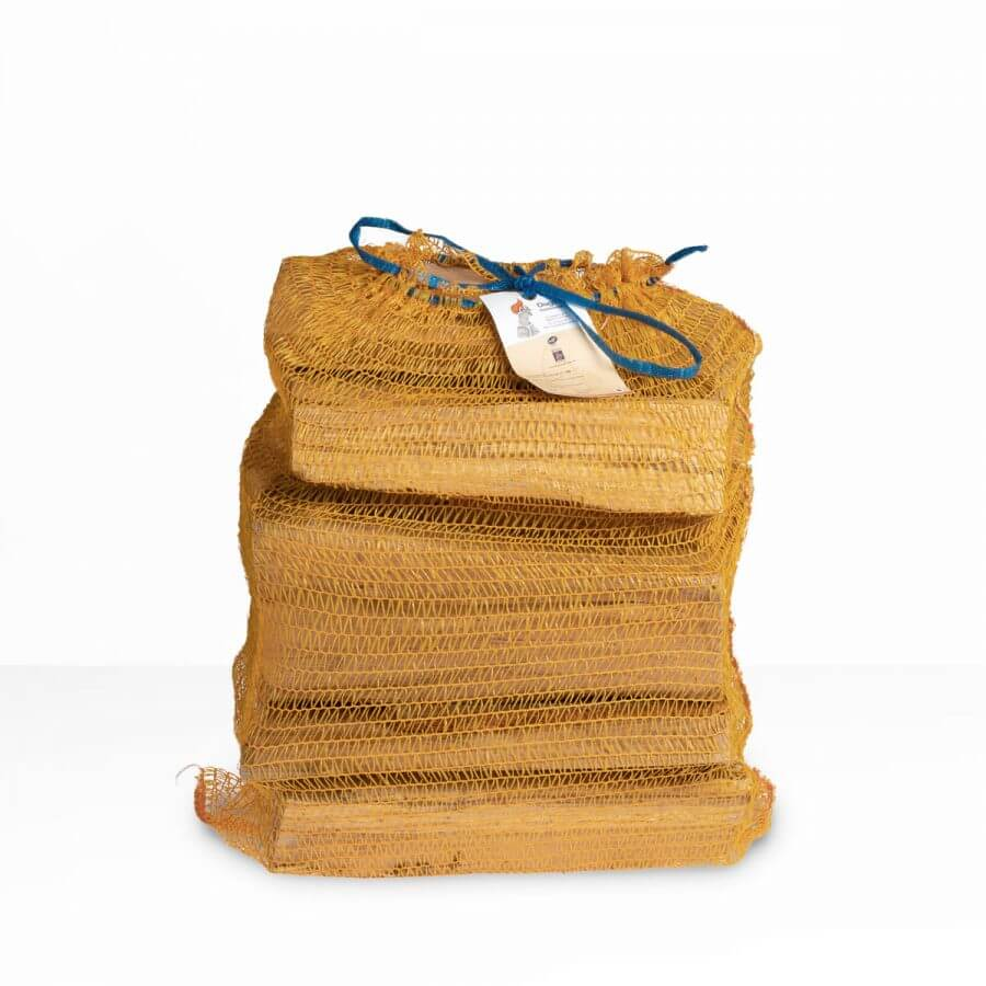 Bûches de bois de chauffage 31 cm 25 dm3