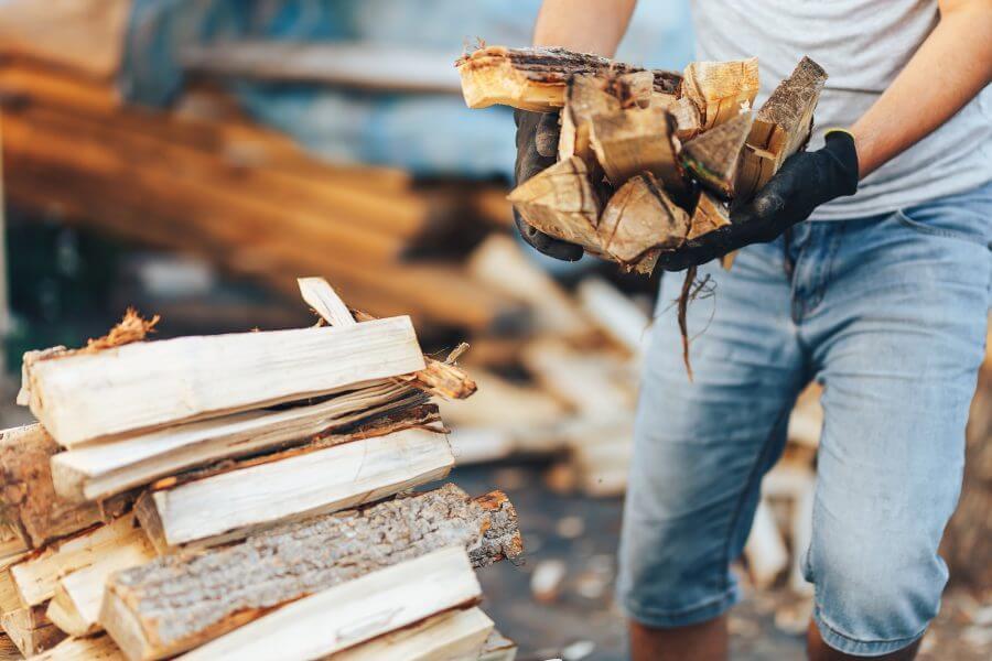 Comment stocker son bois de chauffage