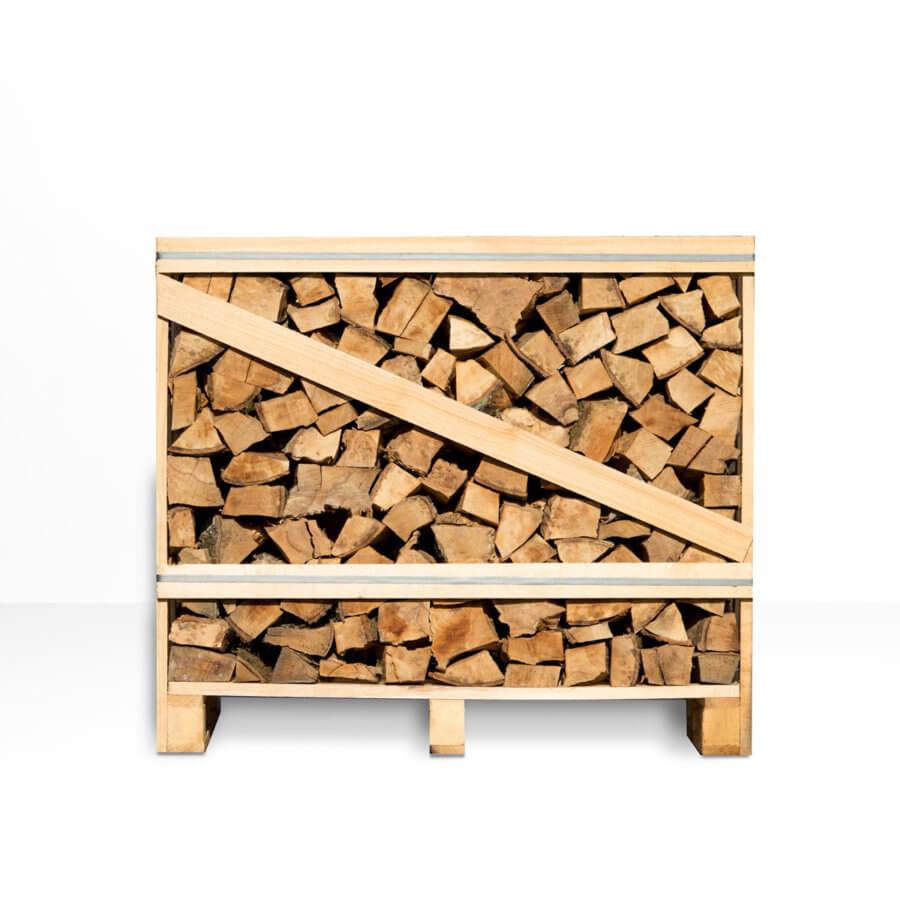 1,5 stères Bûches de bois de chauffage 50 cm Vosges