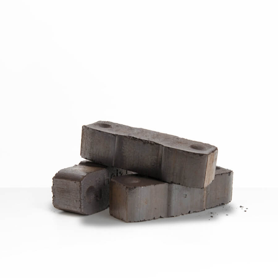 Briquettes de lignite de 25 kg Vosges